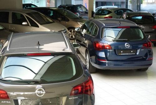 nieuwe Opel wagens